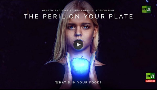 "RT Documentary ""Peril on your Plate, screenshot"