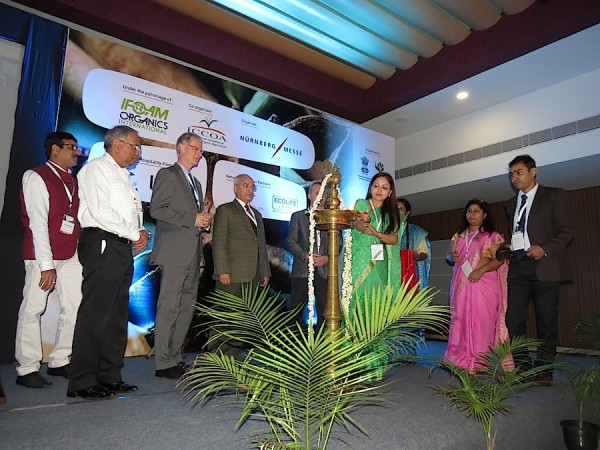 Opening ceremony at BioFach India-India Organic in Kochi