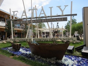 Eataly at the World Expo