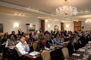 Audience at the Sustainable Cosmetics Summit in Paris