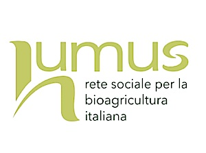 Humus Network for organic agriculture in Italy.