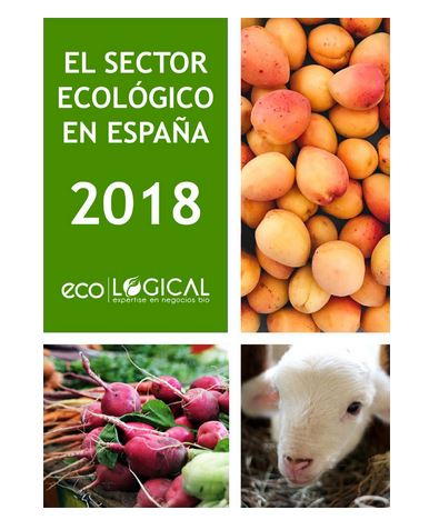 Ecological report, Spanish organic market. Photo: Screenshot report