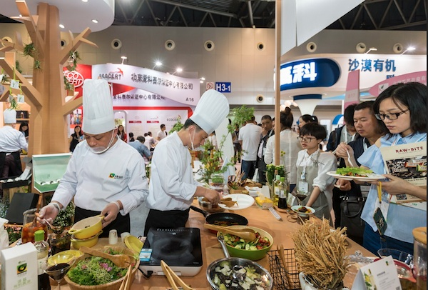 The Organic Kitchen at BioFach China 2017