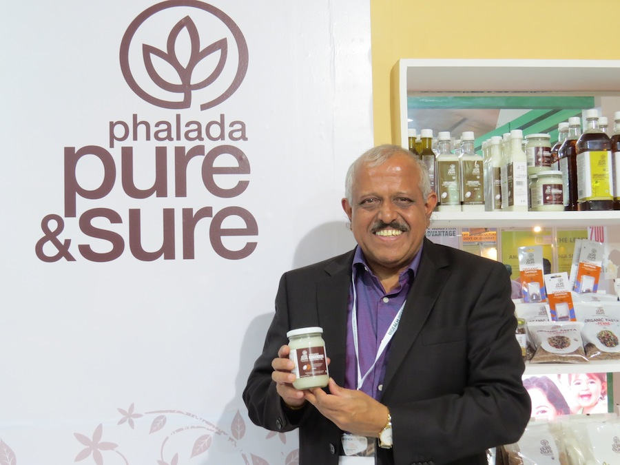 Phalada founder and CEO