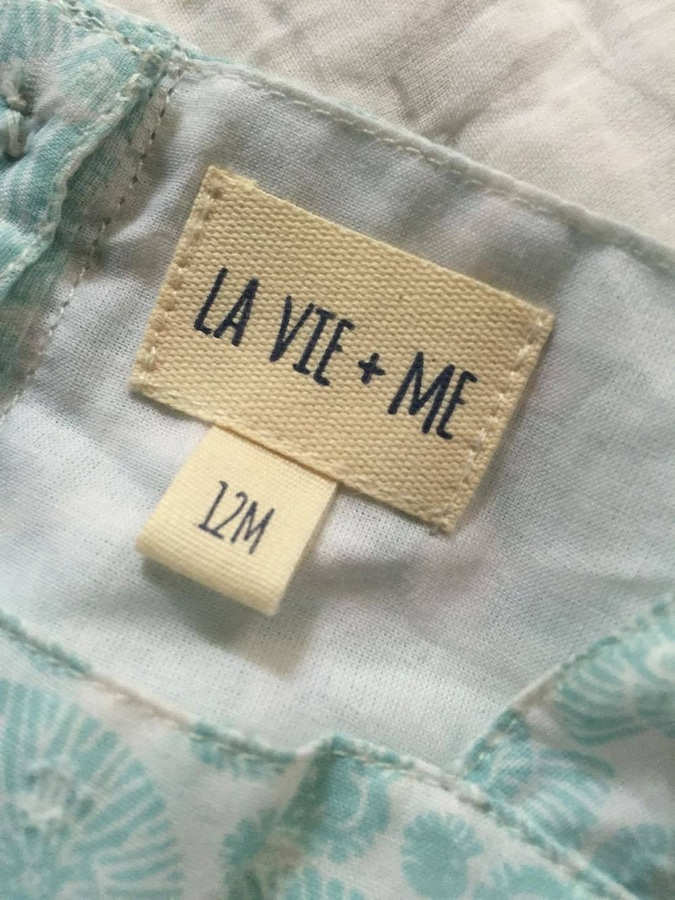 La Vie + me fashion label