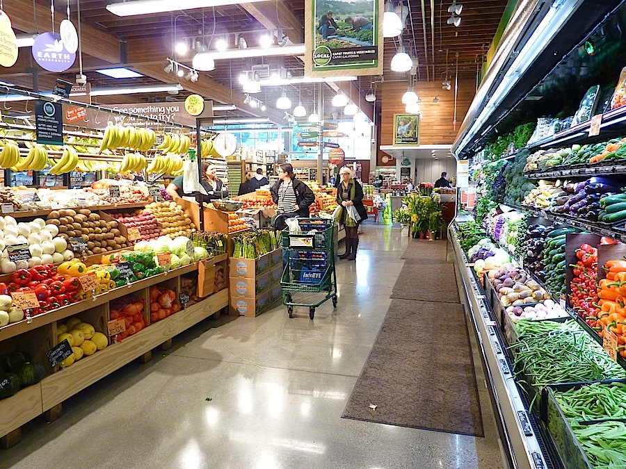Whole Foods Market in San Francisco