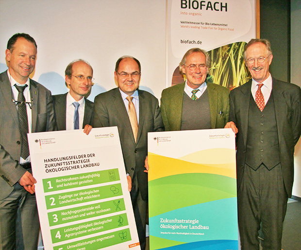 Presentation of the FUture Strategy of Organic Agriculture