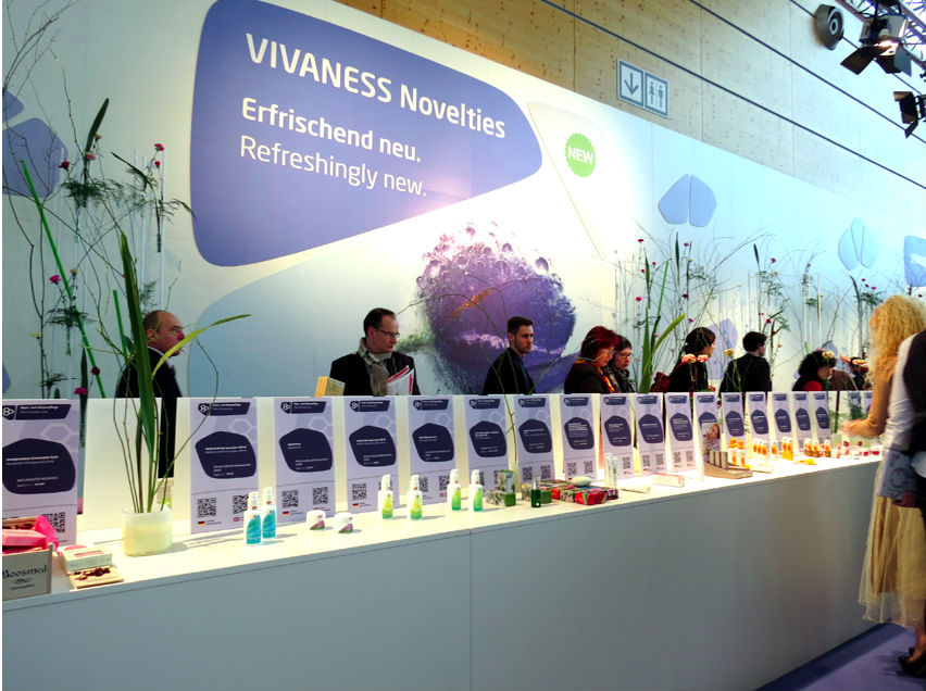 Vivaness novelties