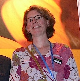 Louise Luttikolt is the new managing director of IFOAM OI.