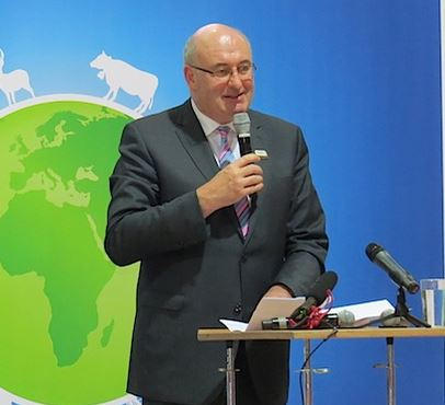 Phil Hogan EU Commissionar