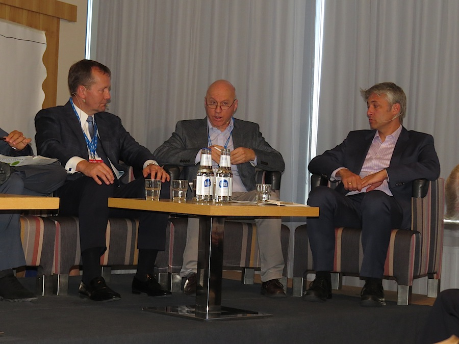 Panel on the topic of the EU Common Agricultural Policy (CAP).