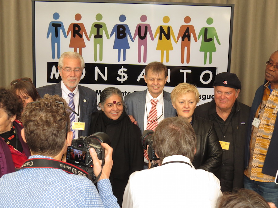 Organising Team of Monsanto Tribunal and People Assemby