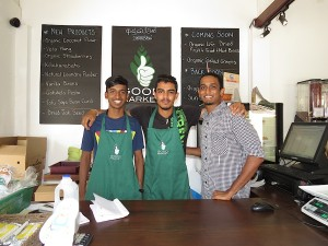 team of Good Market in Colombo