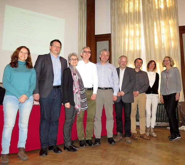 New elected IFOAM EU Board