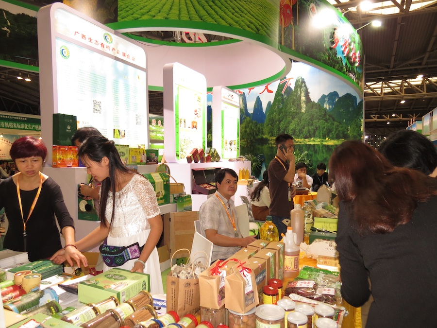 BioFach China: big interest for organic products