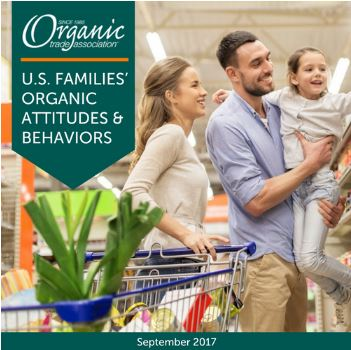 Young parents choose for organic
