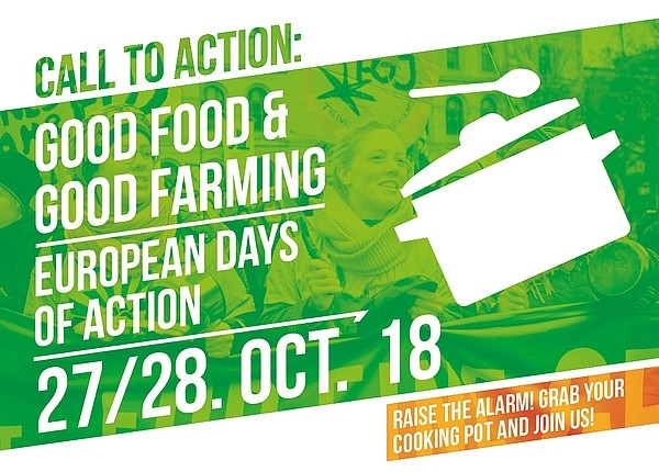 Good Food, Good Farming - Call to Action