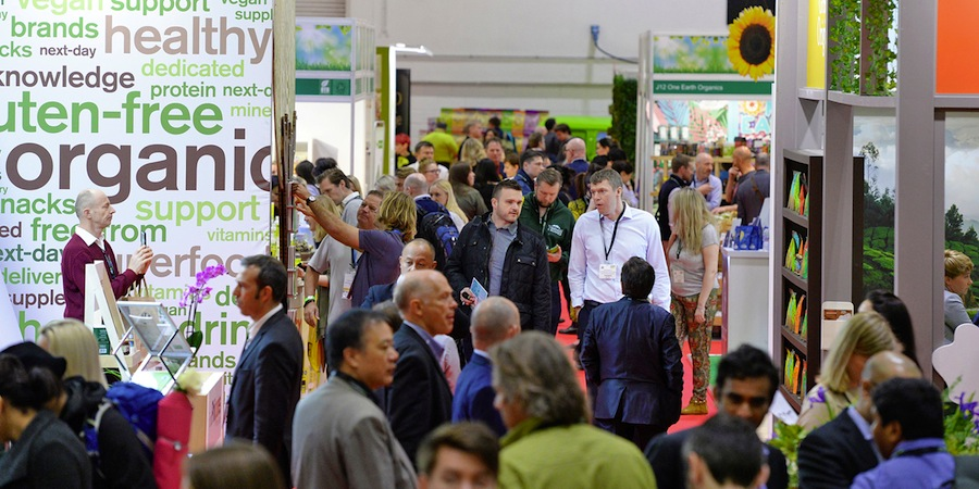 Natural & Organic Products Europe in London expects more than 10,000 visitors. Photo NPE/ Diversified