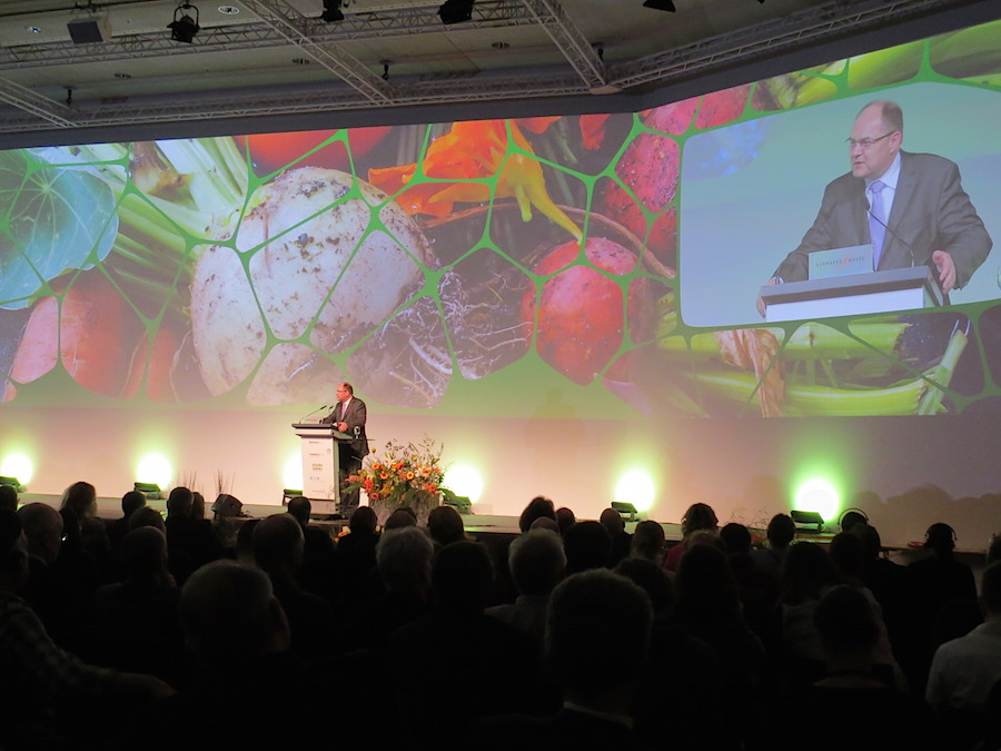 Speech of the German Agriculture Minister Christian Schmidt