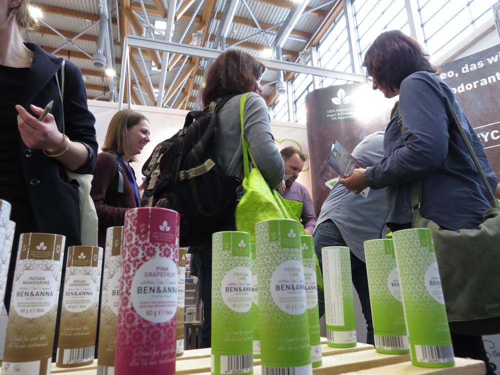 Vivaness: German natural cosmetics market by far the biggest