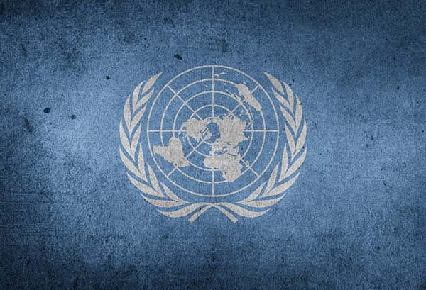 United Nations logo © Pixabay/Etereuti